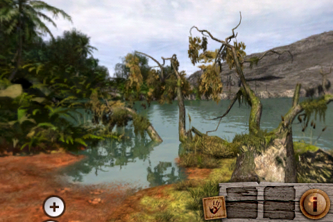 Screenshot Jules Verne's Return to Mysterious Island FREE
