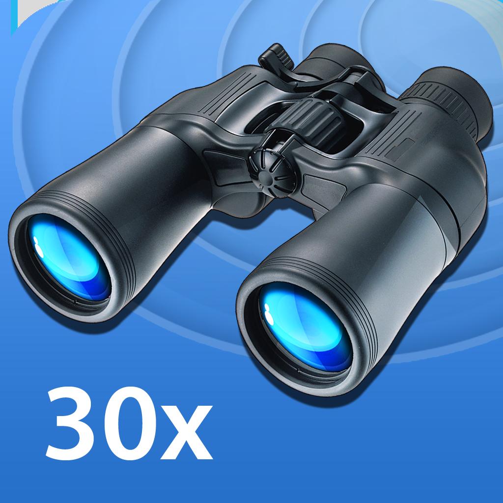 Binoculars HD (30x zoom, photo & video recording)